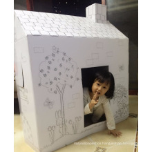 Funniest & Factory Wholesale Cardboard House For Kids