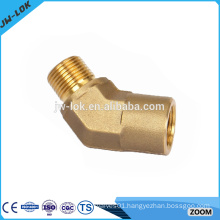Brass compression forged butt weld pipe fittings