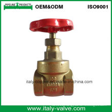 Italy Type Quality Brass Gate Valve (AV4053)