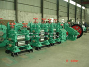 Full set of steel rolling production line and other supporting facilities
