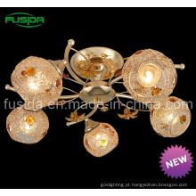 Moderno, popular, Indoor, pendente, luz, cristal