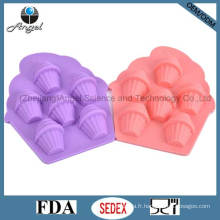 Hot Sale Silicone Ice Cream Mold Cookie Baking Tool Si20