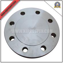 Bridas ciegas de acero inoxidable (YZF-FZ212)