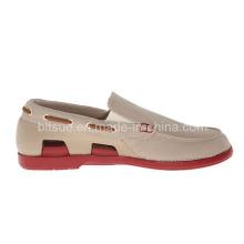 Portability Fashion Style Leather Boat Shoes
