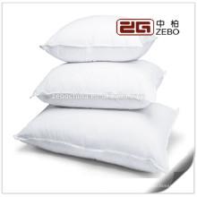 Alta qualidade personalizado tamanho disponível preço por atacado para baixo travesseiro insere