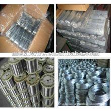 zinc coating iron wire