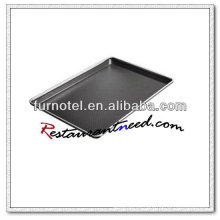 V004 Hoja de aleación de aluminio en relieve antiadherente estándar con ahorro de energía