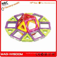 20pcs bebê inteligente magnético azulejos brinquedos