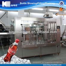 Soda, der Ausrüstung mit Verpackungslinie macht