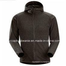 Модные мужские полупрофессиональные куртки из флиса