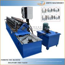Quilla de acero ligero que hace la máquina / perfil de la viga de la quilla ligera que forma la máquina