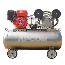 APCOM New Configuration Heavy Duty 3hp 4hp 5hp 6 hp piston gasoline air compressor