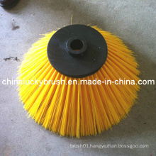 Yellow PP Roller Brush for Road Sweeper Machine (YY-160)