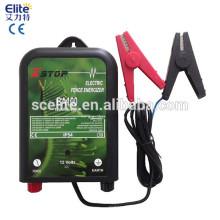 Version Xstop Solar im Freien Elektrozaungerät 20 km Reichweite zugelassen IP54