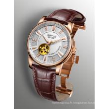 Bijoux Squelette Automatic Luminous Men's Wrist Watch
