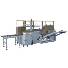 Automatic carton molding machine