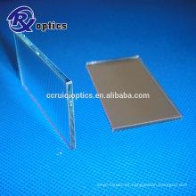 Espejo de primera superficie de vidrio óptico