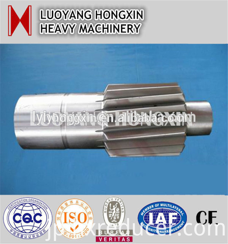 Cnc Machining Forging Intermediate Long Steel Shaft3