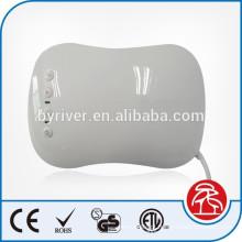 Elétrica vibratória gordo corpo emagrecimento massagem cinturão em chamas