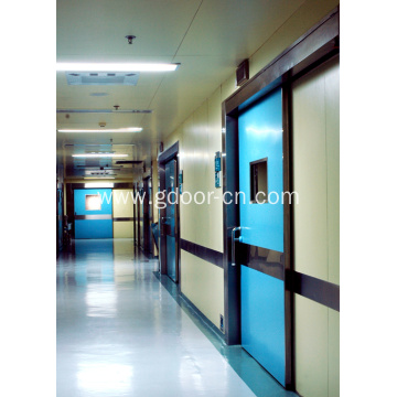 Hospital ICU Ward Automatic Hermetic Sealing Door