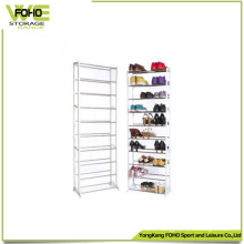 Large Plastic Shoe Rack Storage Organizer to Assemble