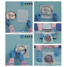 Dry Heat Sterlile Pouches for dental instruments