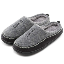 Comfortable Plush Men's Slippers