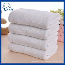 Einweg-Baumwoll-Weiß-Handtuch (QHW754)