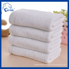 Disposable Cotton White Towel (QHW754)