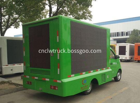 LED digital display truck 2
