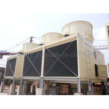 Jnt500 (S) Torre de agua rectangular Cti certificada de flujo cruzado