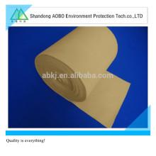 Conex Filter Felt / meida con PTFE Microporous Membrane