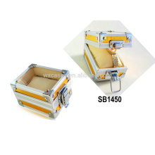 high quality aluminum watch boxes wholesale for single watch manufacturer