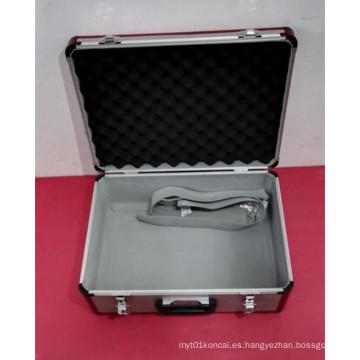 Hermosa caja de herramientas de aleación de aluminio resistente
