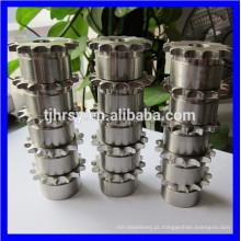 Rodas dentadas de aço inoxidável OEM oferecidas
