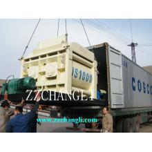 Mezclador concreto portátil Js1000, precio del mezclador concreto