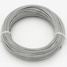 1X19 cable de acero inoxidable 0,8 mm 316