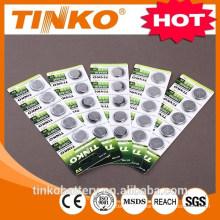 Litio CR2032 3v pila de botón con buena calidad y entrega rápida