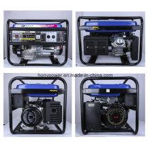 Começo elétrico com o gerador portátil da gasolina da bateria 6.5kw