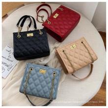 New Leather Tote Chain Handbags Women Bags, Women Handbags Ladies Bag