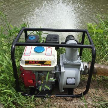 Pompe à eau d'essence de Wp30X 3inch 80mm pour le marché de l'Irak