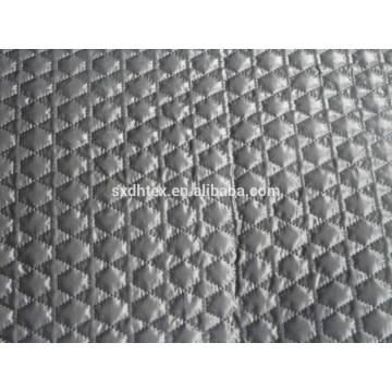 tela compuesta del bordado, tela de algodón bordada