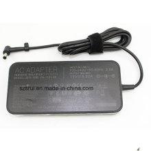 Original 120W 19V-6.32A AC / DC Adapter für Asus