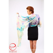 High Quality Winter Long Silk Pashmina Scarf