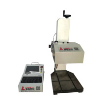 desktop Dot Peen Shift Codes CNC Marking Machine For Metal Parts