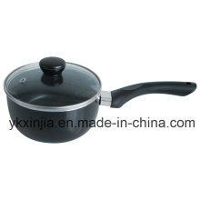Kitchenware Aluminum Non-Stick Milk Pot Hot Pot Cookware