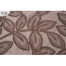 Tela 100% del sofá de la chenilla del telar jacquar del poliéster para la materia textil casera