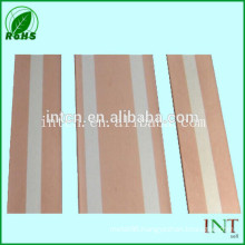 thermostat materials silver copper bimetal contact strip