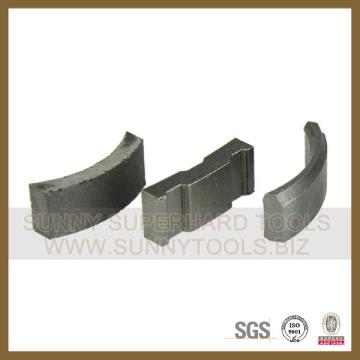 Diamond Core Drill Bit Segment
