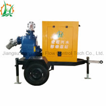 Non-Clogging Big Flow Irrigation Self-Priming Pump